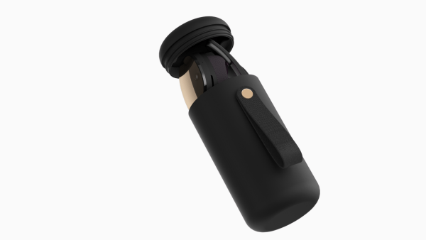Vive Flow VR glasses pair productivity with mental wellbeing - Vive Flow VR glasses - Carry case