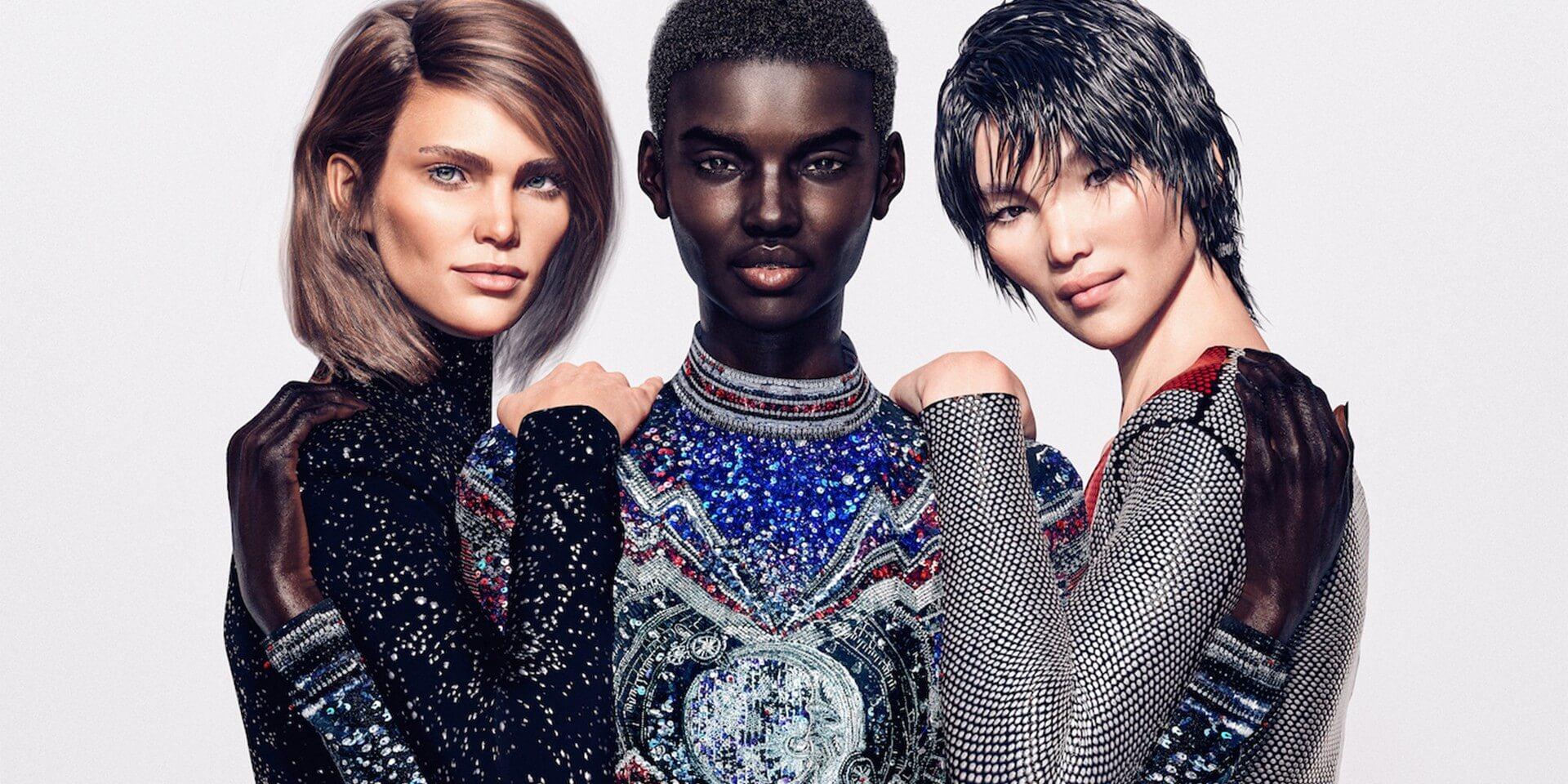virtual-models-in-fashion-balmain