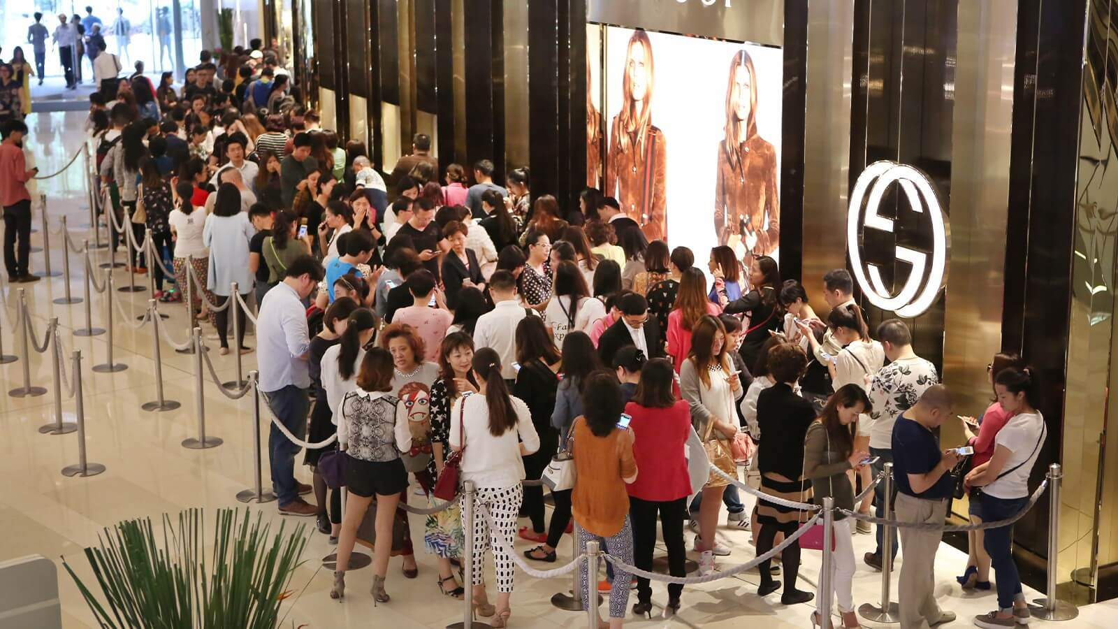 A Chinese mall, a strategic move for brands to enter the Chinese Market