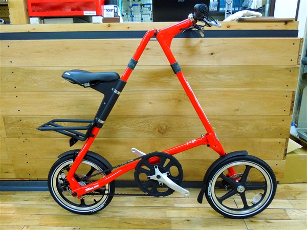 STRIDA / LT 2014  RED