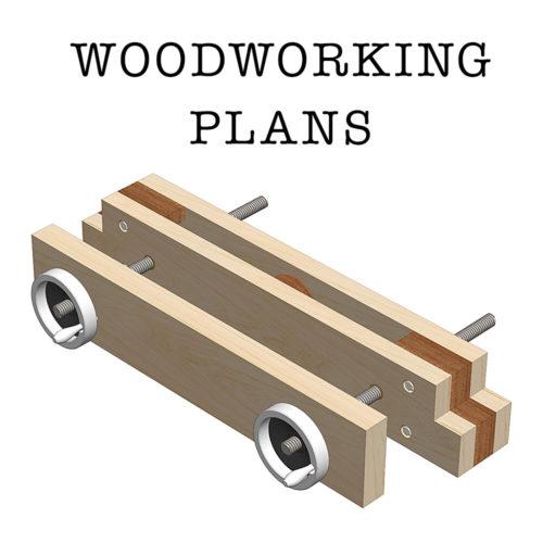 EATRA CAPACITY! Moxon Vise Woodworking Plans