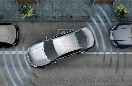 Как подключить парктроник