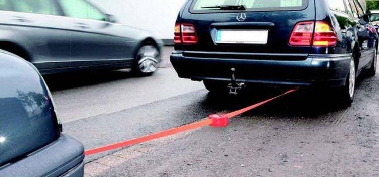 Как буксировать правильно автомобиль?