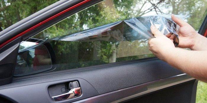 Как снять тонировку с машины самостоятельно?