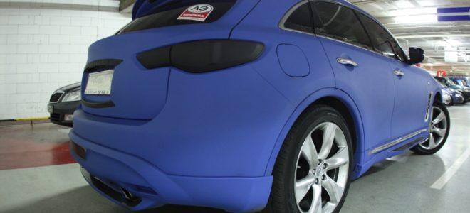Покраска авто жидкой резиной. Нужно или нет?