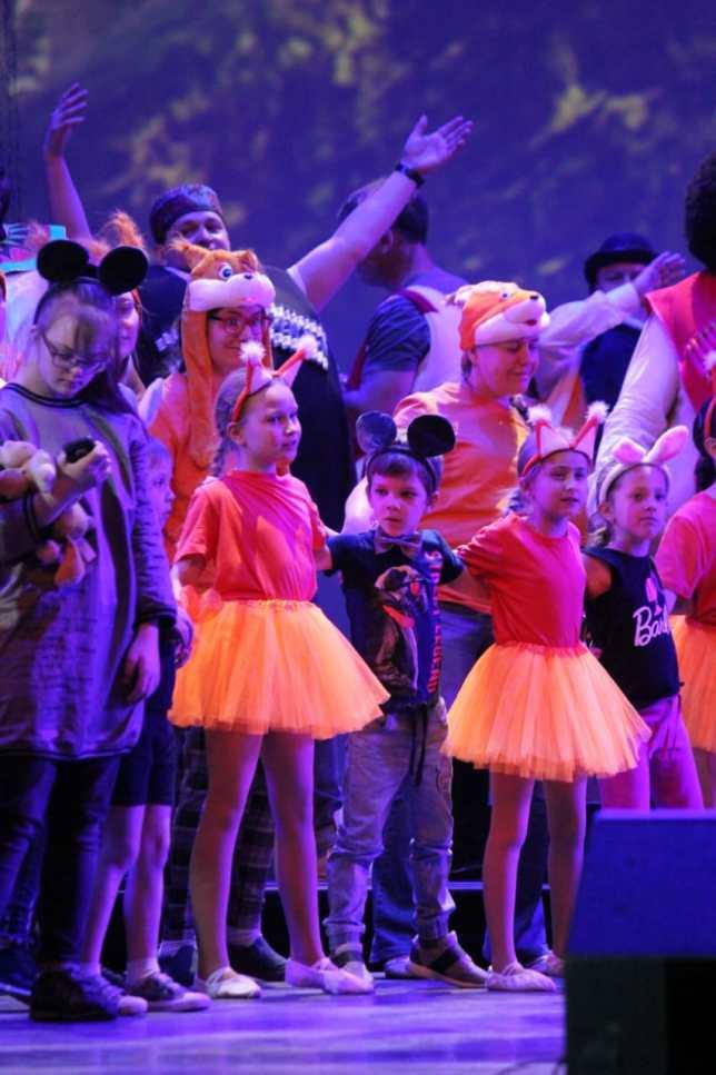 detki 682x1024 - Отчёт о Спектакле-концерте в Кремле 25.04.2019