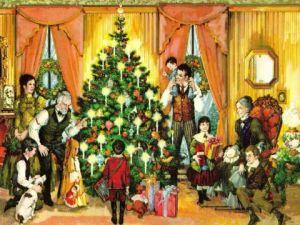 новый год для всей семьи