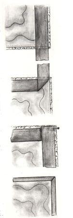 окантовка лоскутного одеяла