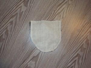 карман детского комбинезона