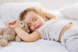 малыш плохо спит ночью