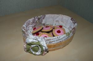 корзиночка для сладостей