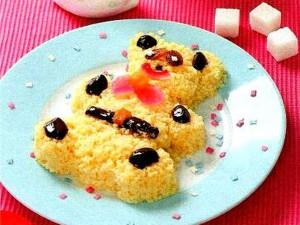 красиво украшаем еду для детей