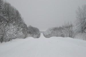 дорога на Кукобой