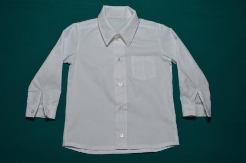 готовая детская рубашка