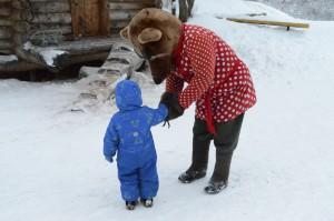 прощание с медведем