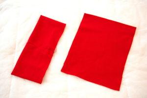 шьем пояс-резинку для детской трикотажной юбки