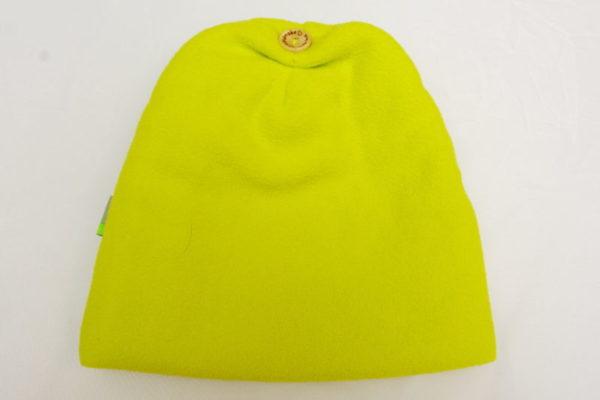 готовая детская шапка вид сзади