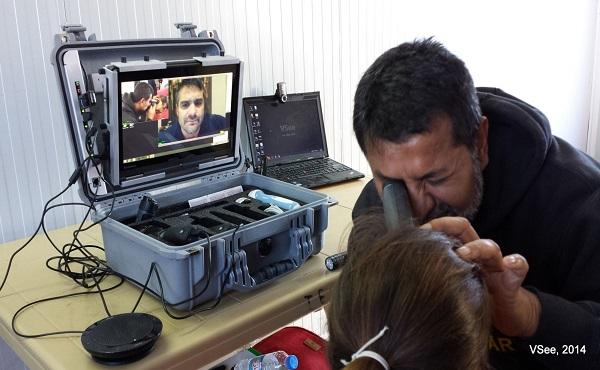 telemedicine in iraq