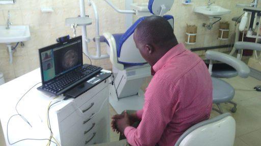 Rwanda ENT telemedicine
