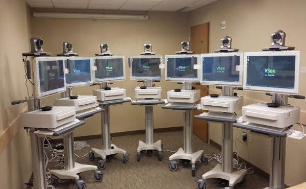 Regions Hospital Chooses VSee for Telehealth