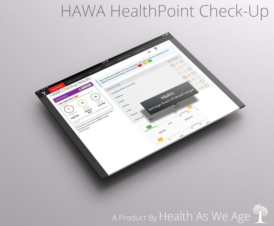 HAWA Healthpoint CheckUp