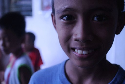 11-year-old Gabriel or Gab, is at the top of his class in school. He was orphaned when his mother died of tuberculosis, and he is also underweight despite having a good appetite.However, the kids at GALA are living proof that it doesn't have to be this way. Placed in an environment where they have been consistently nurtured and cared for, we saw children who were caring, responsive, and eager to learn and serve others. Unfortunately, street kids often suffer from being underweight and may have other health issues.