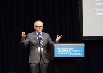 Will the next generation of doctors be ready for telehealth? – Homero Rivas, MD (Stanford University)