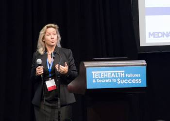 Trends in Telehealth: A Focus on Patient Safety – Ingrid Vasiliu-Feltes (Mednax)