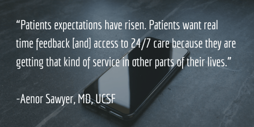 24/7 access to care quote
