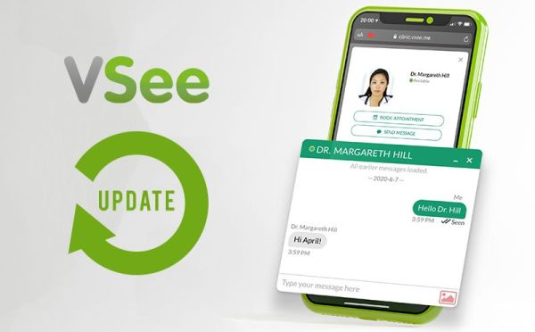VSee Clinic Release 4.2.1 – Mobile Webchats & In-Browser Calling