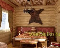 Древне-русский стиль интерьера-4