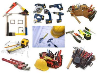 Инструменты для ремонта квартиры или дома
