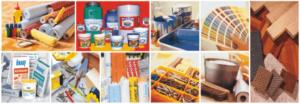 Строй-материалы для ремонта квартиры или дома