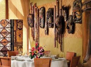 Египетский стиль в интерьере кухни-1