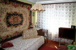 Советский стиль в интерьере спальной-1