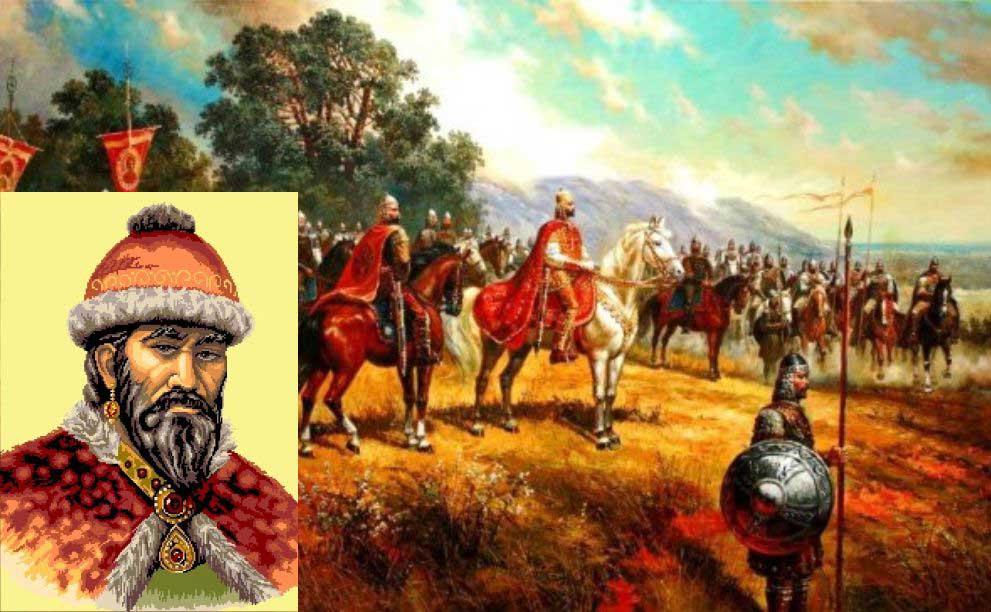 Владетелят Хан Крум – страшилището за Византия