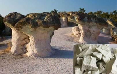 зеолитът