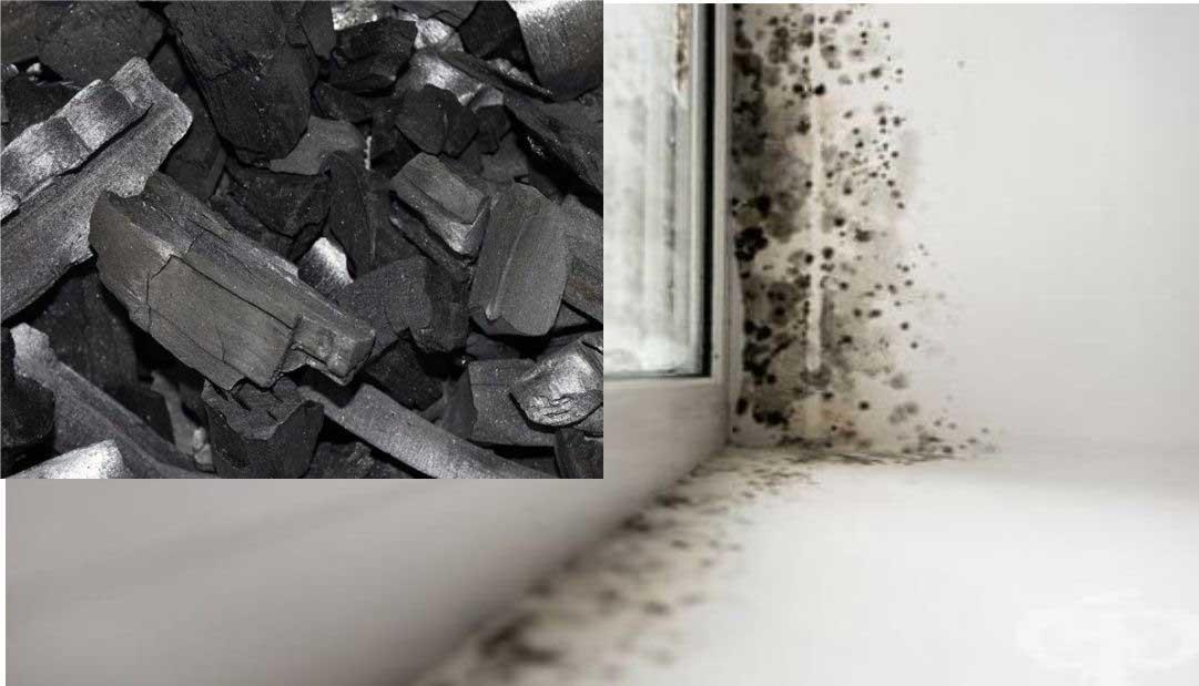 дървените въглища