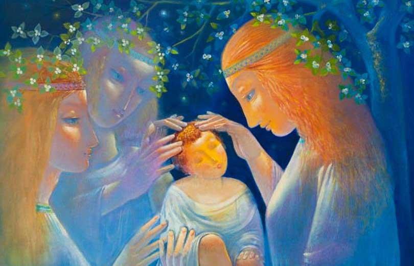 Благовец е ден на майката и жената