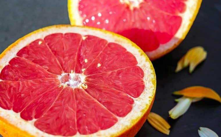 грейпфрутът