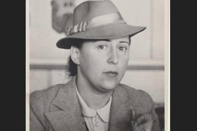 Фани Попова-Мутафова в затвора
