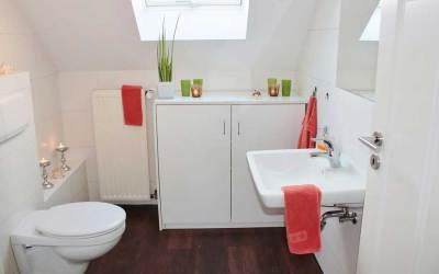 Почистване на банята