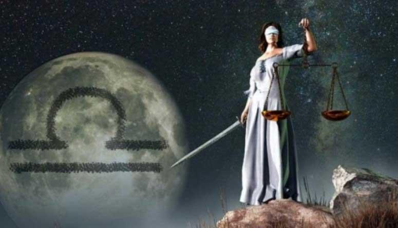 Жената Везни е мъдра и царствена