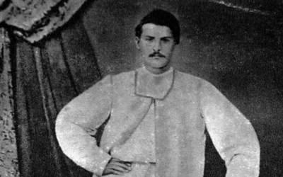 Цанко Дюстабанов е революционер