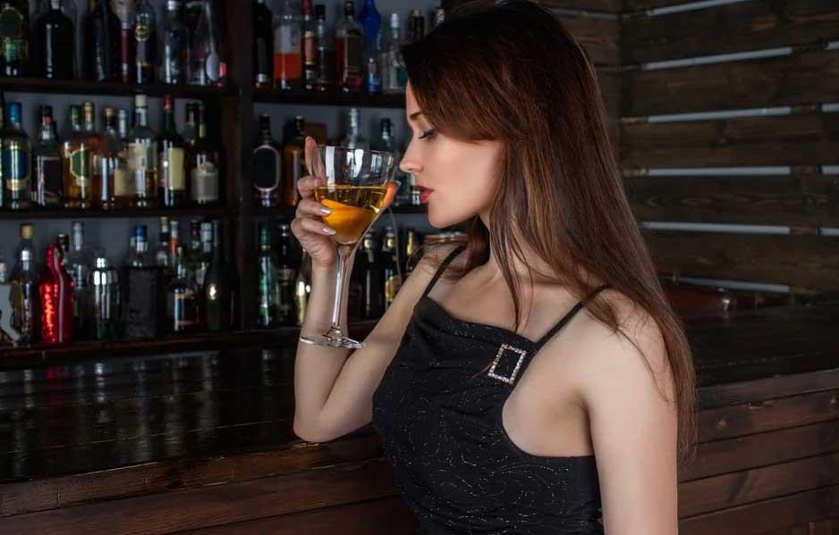 алкохоличка