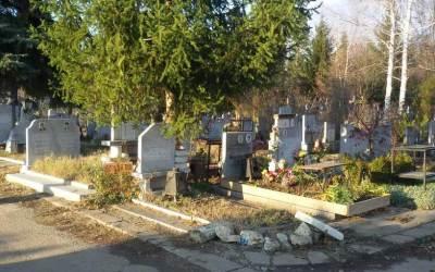 На гробищата осъзнах много неща