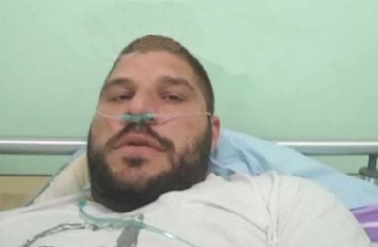 Болен от Ковид19 българин