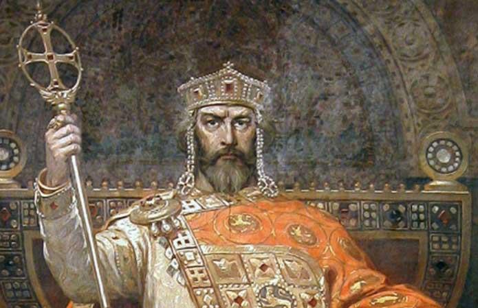 Древни български имена