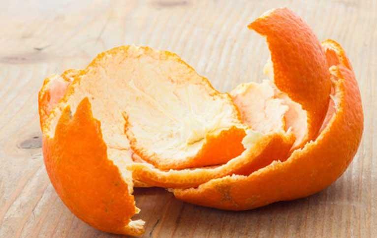 Корите на мандарините