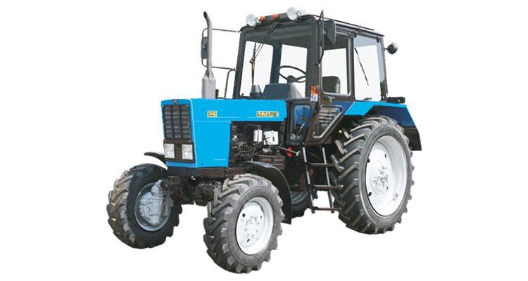 На тракторе МТЗ используется ходоуменьшители